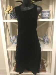 Saba 12 Dress Black Suit Special Occassion Gorgeous Detail At Back Stunning