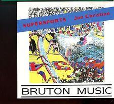 Bruton Music / BRK13 - Supersports - Jon Christian - MINT