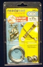 Ook Readynail 10 - 30Lb Picture Hanging Kit