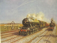 Cuneo Fine Arts - Stamped, Limited Edition Railway print by Terence Cuneo