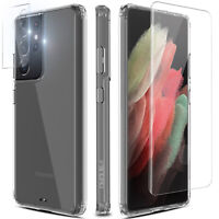 For Samsung Galaxy S21/Note 20 Ultra/S20 FE Case Cover/Camera/Screen Protector