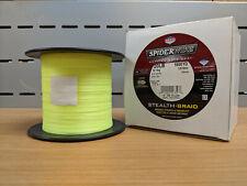 SpiderWire Hi-Vis 20 Lbs. Test Braid Bulk Spool
