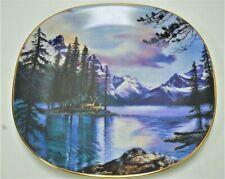 Jasper National Park Collectible Decorative Plate