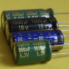 MSI K8NGM2 (MS-7207 ) Motherboard Capacitor Repair Replacement kit x 20pcs Japan
