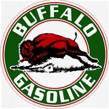 Vintage Buffalo Gasoline Gas Oil Products - The Best!!