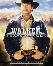 Walker Texas Ranger - The Fourth Season (DVD, 2008, Multi-Disc Set)