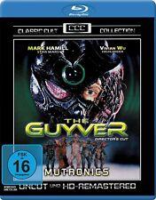 The Guyver (1991) aka Mutronics | Director's Cut | Mark Hamill | New | Blu-ray
