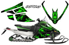 Arctic Cat F Series Sled Wrap Snowmobile Graphics Kit Sticker Decals NIGHTWOLF G