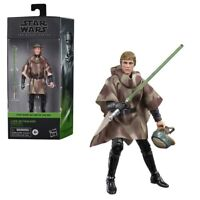 "Star Wars Black Series ~ 6"" LUKE SKYWALKER (ENDOR) ACTION FIGURE ~ Hasbro"