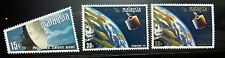 MALAYSIA 1967 SATELLITE EARTH STATION SG 61 - 63 MNH
