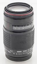 Sigma AF APO Zoom 70-210 mm 70-210 mm 3.5-4.5 pour Sony/Minolta AF