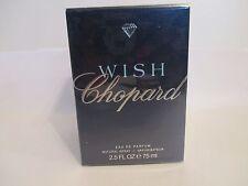8876 Chopard Wish eau de parfum Spray 75mlneuf sous blister