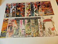 New Avengers VOL 4  # 1-18 Complete Set NM   Marvel Comics lot