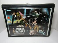 Vintage 1978 Kenner Star Wars Action Figure Carrying Case!! Holds 24 Figures!!