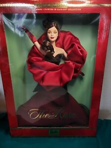 The Rose 2001 Barbie Doll