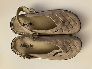 Alegria 39/US 9 Freesia Clog FRE-817