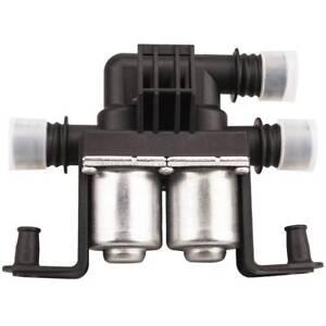 TOPAZ Heater Control Water Valve for BMW X5 X6 E53 E70 F15 F85 E71 E72 F16 F86