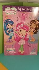 Strawberry Shortcake, All the World's a Stage,  coloring and activity book