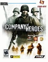 Company of Heroes STEAM Key Pc Game Download Code Computer Global