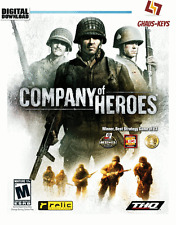 Company of Heroes Steam Key PC Game Download Code Computer global [Lightning Shipping]