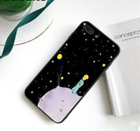 The Little Prince Saint-Exupéry Case iPhone 5 6 6S 7 8 + plus X XS XR XS MAX