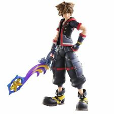 Square Enix Kingdom Hearts III Sora Play Arts Kai Action Figure from Japan <F/S>