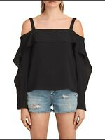 womens allsaints Khan Top / Blouse Size Small (only Tried On)