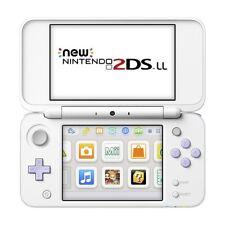 Nintendo 2DS Ll Blanco ¾ Lavanda (Plataforma: 3DS) Japón Con Seguimiento
