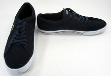 LaCoste Shoes Lyndon Lace US 092 Navy Blue Sneakers Size 12 EUR 46