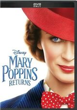 Mary Poppins Returns (DVD, 2018) - Brand New - Emily Blunt - Free Shipping