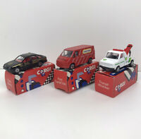 New Corgi Junior model set old shop stock Bundle Job Lot FORD TRANSIT SIERRA