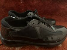 Prada Americas Cup Patent Leather 37 1/2  5.5 7