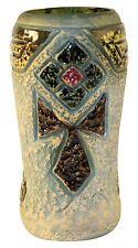 Roseville Pottery Mostique Gray Vase 5-6
