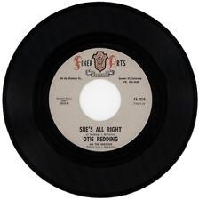 "OTIS REDDING  ""SHE'S ALL RIGHT""  NORTHERN SOUL / R&B"