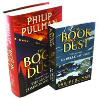 Book Of Dust 2 Books Young Adult Collection Paperback Set By Philip Pullman