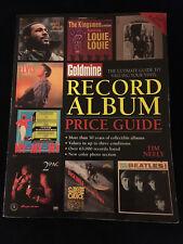 Goldmine Record Album Price Guide-Tim Neely 2003