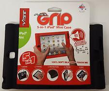 Silicon iPad Mini Childrens Strong Cover Holder Apple Black Speaker Case