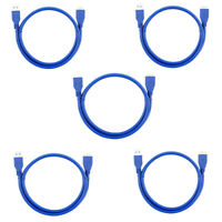 5x USB 3.0 Cable Lead for Seagate Expansion Desktop 3.5 inch External Hard Drive