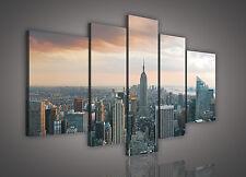 LEINWANDBILD WANDBILD POSTER BILDER WANDBILDER CANVAS NEW YORK STADT 3FX155S4A