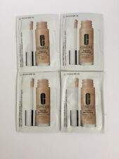 Clinique Beyond Perfecting Foundation And Concealer 4 X 1.5 ml Samples