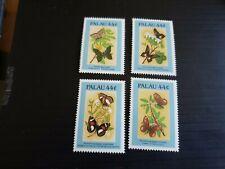 PALAU 1987 SG 164-167 BUTTERFLIES (1ST SERIES) MNH