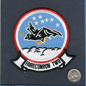 VQ-2 BATMEN A-3 SKYWARRIOR Lockheed EP-3 P-3 ORION ARIES US Navy Squadron Patch