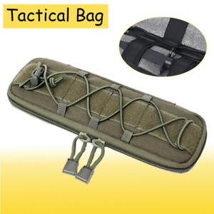 Tactical Molle Knife Pouch Holder EDC Accessories Waist Pack Military Bags Pack
