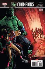 Champions #10 Comic Book 2017 - Marvel