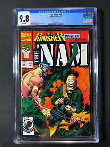 The 'Nam #68 CGC 9.8 (1992) - Punisher invades The 'Nam - Part 2 of 3