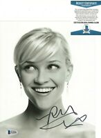 REESE WITHERSPOON SIGNED 8x10 MOVIE PHOTO BECKETT BAS COA LEGALLY BLONDE WILD