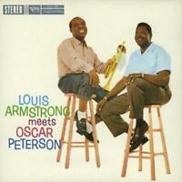 Louis Armstrong/Oscar Peterson : Louis Armstrong Meets Oscar Peterson CD (2005)
