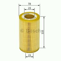 1457429647 BOSCH OIL-FILTER ELEMENT P9647 [FILTERS - OIL] BRAND NEW GENUINE PART