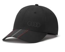 Audi Collection 3131803500 Casquette de Baseball pour Home - Noire, Taille Unique Réglable