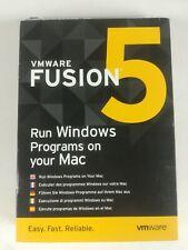 VMWARE Fusion 5 / Für Wendeplatten Windows Auf Mac